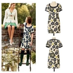 Moulinette Souers Silk Floral Dress